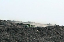 Delhi Police Files FIR Over Fire At Ghazipur Landfill Site