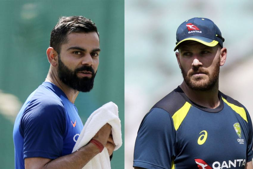 AUS Vs IND: Aaron Finch Lauds Virat Kohli As 'Probably The Best One-day Player Of All Time'