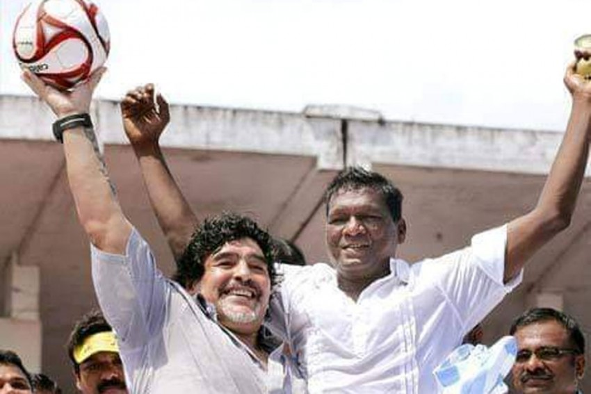 I Saw First-hand What Football Meant To Diego Maradona: Former India Captain IM Vijayan