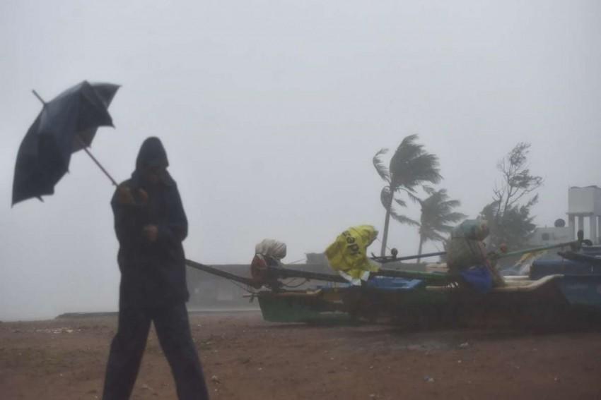 Cyclone Nivar: Once Bitten Twice Shy, Chennai Residents Park Cars On Flyover