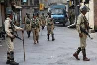 Two Army Soldiers Killed In Militant Attack In Srinagar