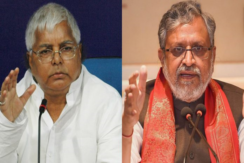 RJD Left Embarrassed As Lalu's Audio Clip, Enticing BJP MLA, Goes Viral