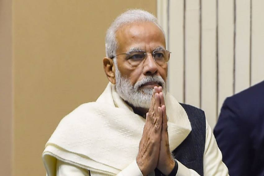 PM Modi Pays Respect To 26/11 Victims, Says Can Never Forget The 'Biggest Terror Strike On India'