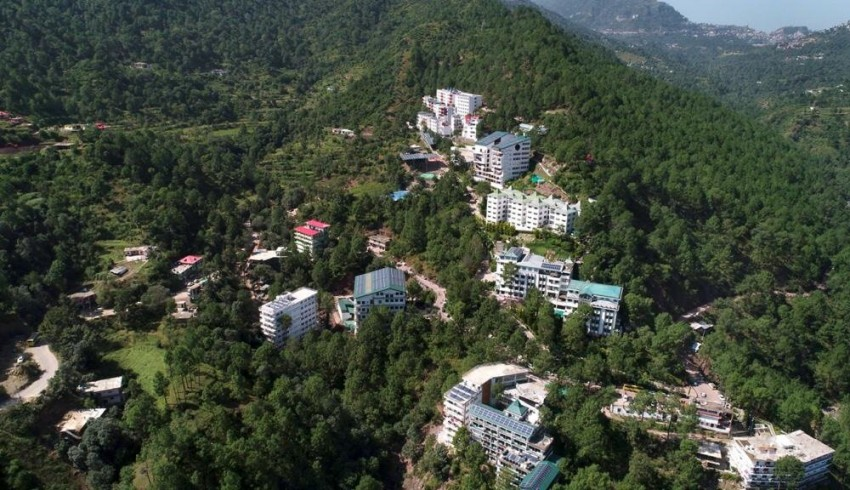 HP's Shoolini University Among Top University In QS Asia Ranking