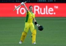 IND Vs AUS, Live Cricket Scores, 1st ODI, Sydney: Aaron Finch, Steve Smith Tons Help Australia Post 374/6 (50)