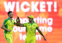 India Vs Australia: Marcus Stoinis Suffers Side Injury, In Doubt For 2nd ODI