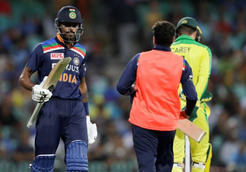 India Vs Australia: Will Bowl When Time Is Right, Says  All-Rounder Hardik Pandya