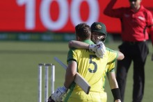 AUS Vs IND, 1st ODI: Aaron Finch, Steve Smith Hit Tons As Australia Post Massive 374/6 Against India
