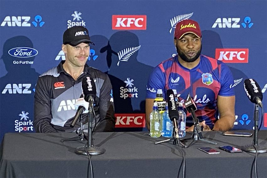 NZ Vs WI, 1st T20I: New Zealand Beat West Indies By 5 Wickets