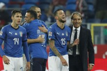 FIFA Rankings: Roberto Mancini's Italy End Four-year Absence From World's Football Elite
