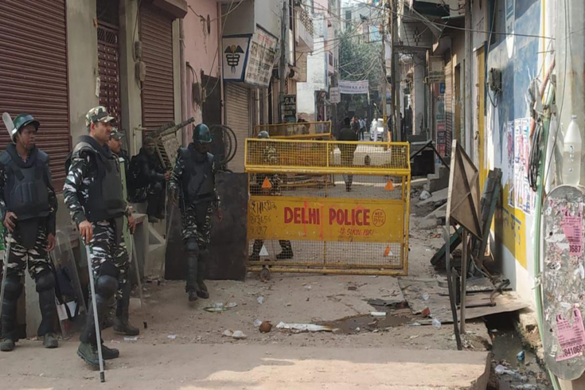 Delhi Riots: Police Likely To Release Photos Of 20 Accused