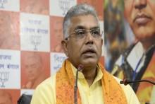 BJP Door Open For Suvendu: Dilip Ghosh