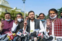 In Assembly, Tejashwi Tries To Get Even With Nitish