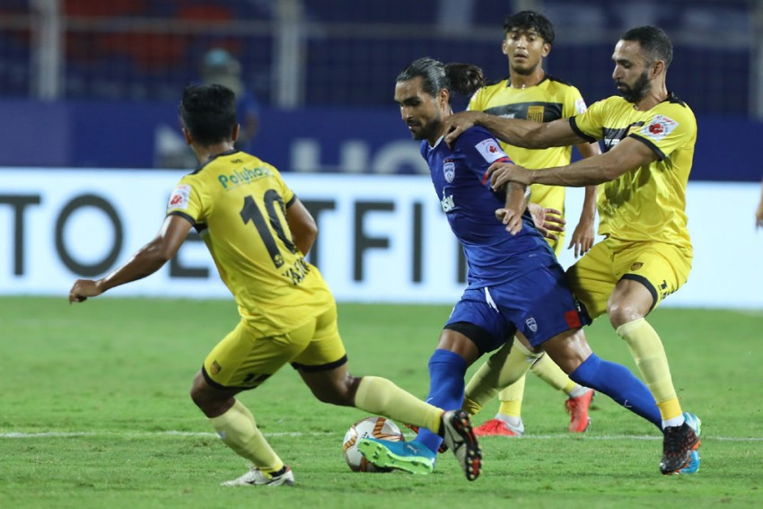 ISL 2020-21, Match 9 Report: Hyderabad FC Hold Bengaluru FC To Goalless Draw