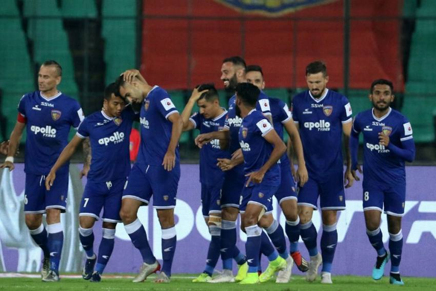 ISL 2020-21, Match 11 Preview: Upbeat Chennaiyin FC Aim Second Straight Win, Face Kerala Blasters