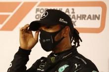 Bahrain Grand Prix: Lewis Hamilton Sets Sakhir Lap Record To Clinch 98th F1 Pole