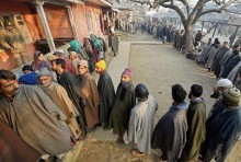 Jammu And Kashmir DDC Polls To Begin Today,7 Lakh Eligible To Vote