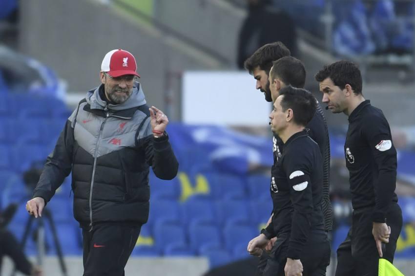You Always Try To Make A Headline – Jurgen Klopp Involved In Intense Post-match Exchange After Brighton Draw