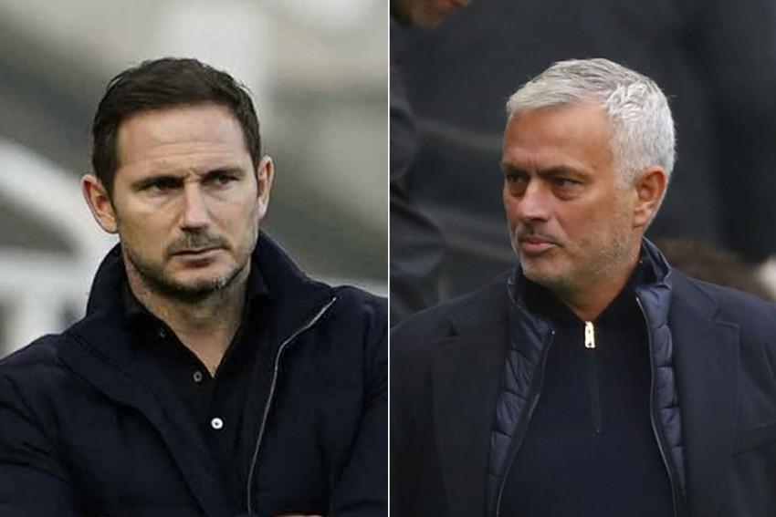 Chelsea Vs Tottenham: Frank Lampard Never Expected To Avoid Jose Mourinho Mind Games