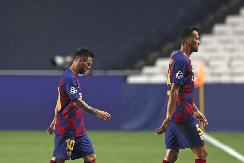 Lionel Messi, Sergio Busquets, Frenkie De Jong Return To Barcelona Squad