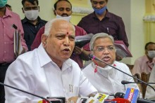 BS Yediyurappa's Political Secretary NR Santosh Hospitalised After 'Suicide' Attempt