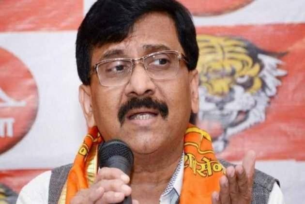 Shiv Sena MP Sanjay Raut Lashes Out At Fadnavis For Attacking Uddhav Thackeray