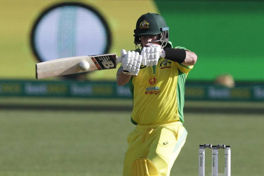 AUS Vs IND, 1st ODI: Found Nice Rhythm But There Wasn't A Lot Of Pressure, Says Steve Smith