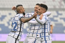 Sassuolo 0-3 Inter: Nerazzurri Capitalise On Calamitous Defending To Go Second In Serie A