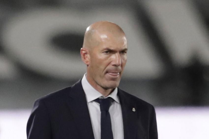 Zinedine Zidane Adamant Real Madrid Inconsistency Not Down To 'Attitude Problem'