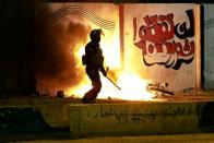 5 Killed In Iraq After Cleric's Supporters Clash With Anti-Government Protestors