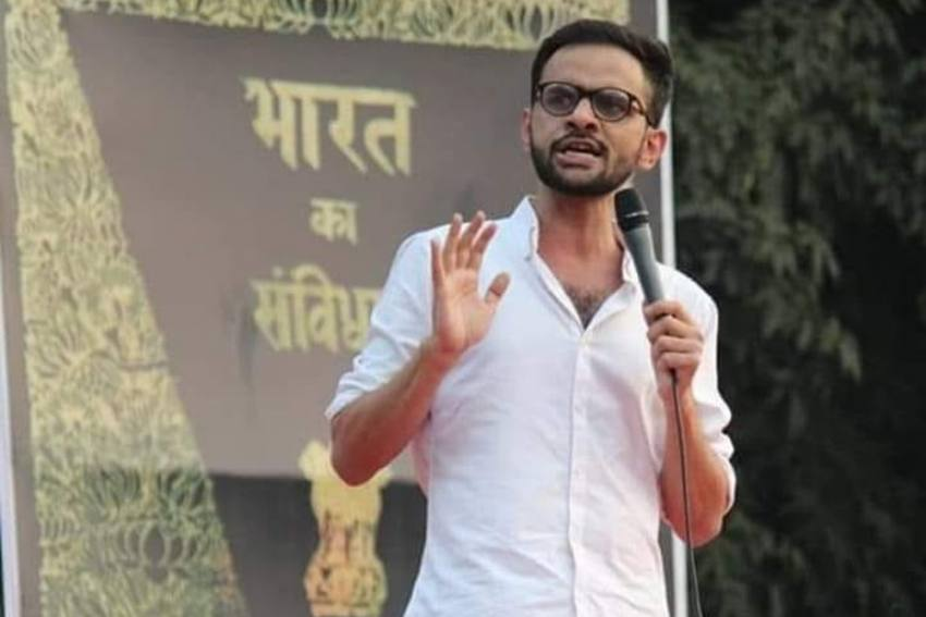 Vicious Media Campaign Being Carried Out Against Me: Umar Khalid