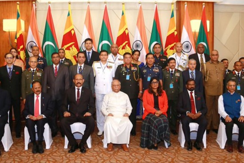Trilateral Maritime Dialogue: NSA Doval Holds Talks With Maldive's Defence Minister