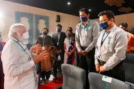 PM Modi Reaches Pune After Gujarat, Hyderabad To Review Serum Institute's Vaccine
