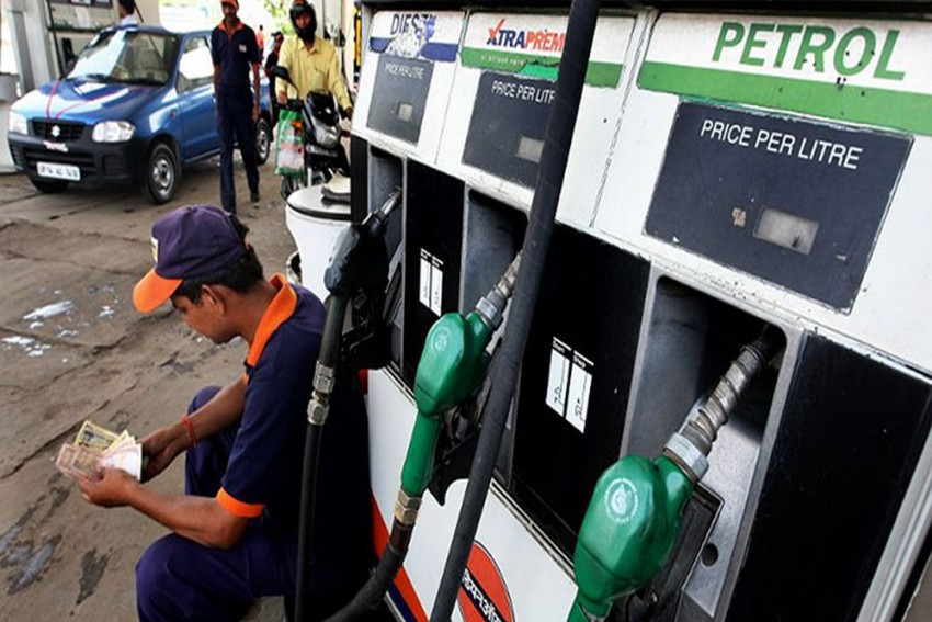 Petrol Price Crosses Rs 82-Mark, Diesel Above Rs 72 A Litre