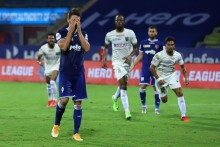 ISL 2020-21: Chennaiyin FC, Kerala Blasters Play Goalless Draw