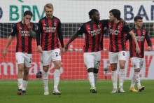 Milan 2-0 Fiorentina: No Zlatan Ibrahimovic, No Problem For Serie A Leaders