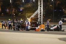 Bahrain Grand Prix: F1 Safety Measures Crucial In Romain Grosjean Crash, Says Medical Car Driver
