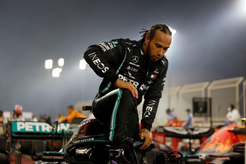 F1 2020: Lewis Hamilton Makes It Five In A Row After Horrific Romain Grosjean Crash