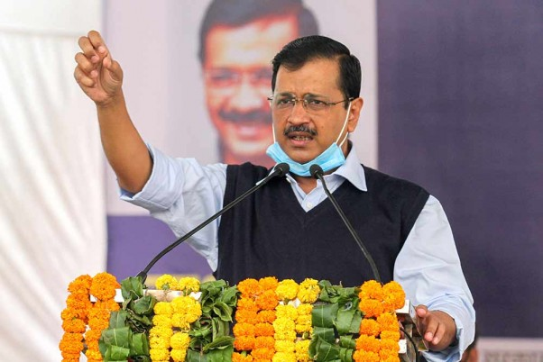 Centre Should Talk To Farmers Immediately, Unconditionally: Arvind Kejriwal