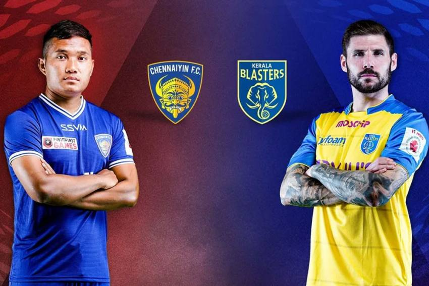 ISL Live Streaming, Chennaiyin FC Vs Kerala Blasters: When And Where To Watch Match 11 Of Indian Super League 2020-21
