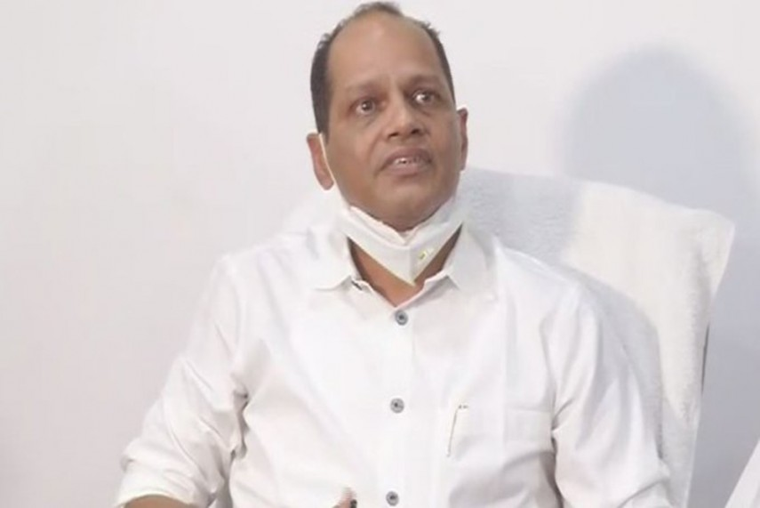 Expulsion Of Ex-Minister Pradeep Panigrahi Fallout Of BJD Internal Fight