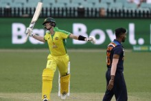 AUS Vs IND, 2nd ODI: Steve Smith Becomes 4th Batsman To Hit Three Consecutive Centuries Against India
