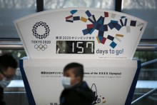 Cost Of Tokyo Olympic Delay Put At About $2 Billion: Reports
