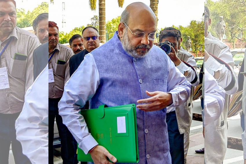Farmers' Protests Not Political: Union Home Minister Amit Shah