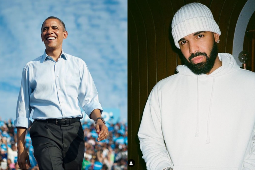 Barack Obama Gives Drake Go-Ahead To Play Him In Potential Biopic