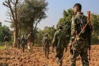 Chhattisgarh: 1 CRPF Commando Killed, 9 Others Injured In IED Blast By Naxals