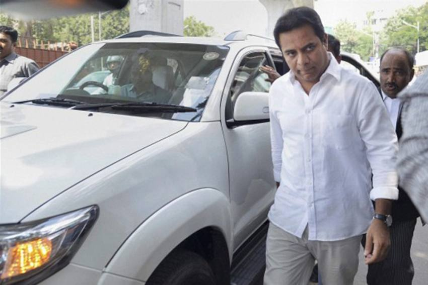 PM's Visit To Hyderabad Vaccine Facility, Testimony To TRS Govt's Achievement: KTR