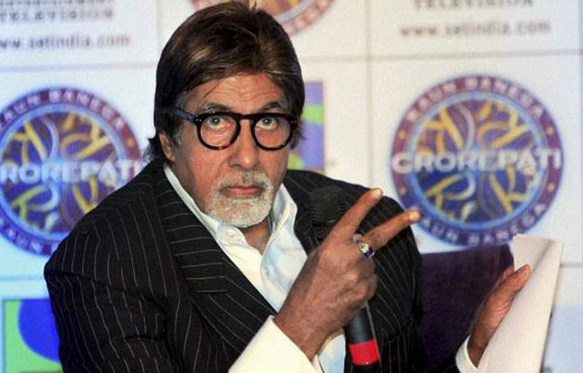 FIR Against Amitabh Bachchan, KBC Over A Quiz Question