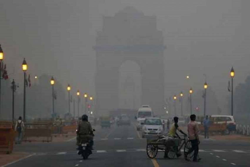 Delhi's Air Quality Turns 'Very Poor' After Marginal Improvement