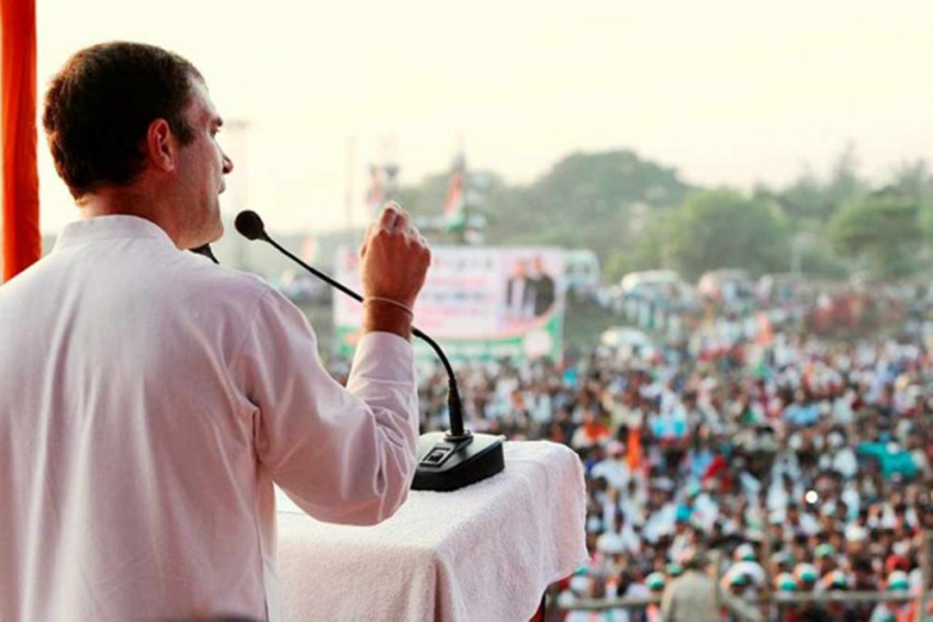 Bihar's Youngsters Know Modi, Nitish Looted The State, Says Rahul Gandhi